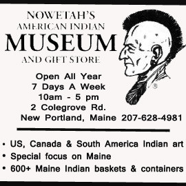Nowetah's American Indian Museum and Gift Shop