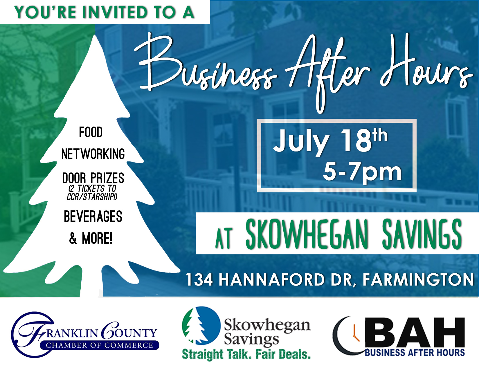 business after hours at skowhegan savings - Hannaford Christmas Hours